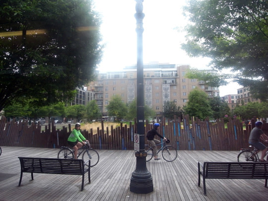 自転車ツアー