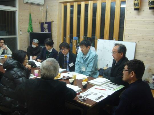 企画会議は月に2回、夜遅くまで続いた。
