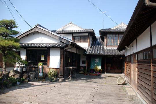 長尾製麺の販売所