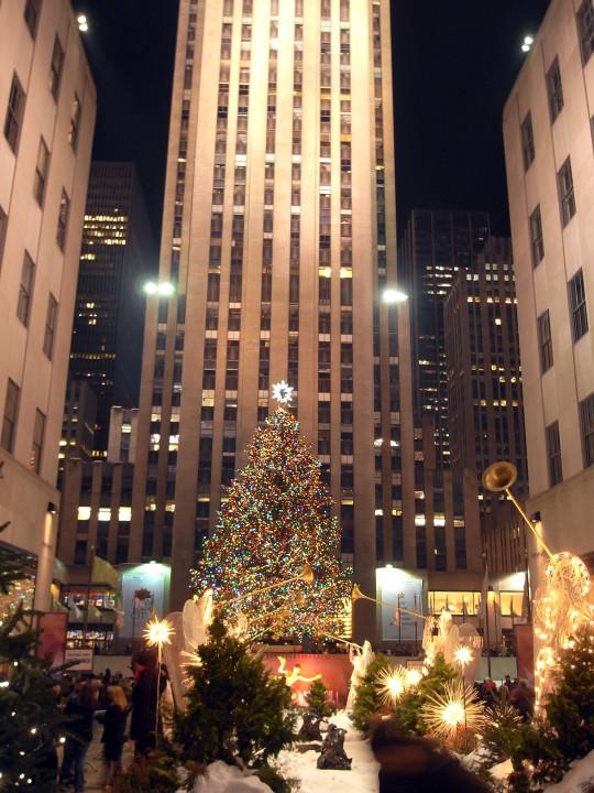 2010年12月 NEW YORK