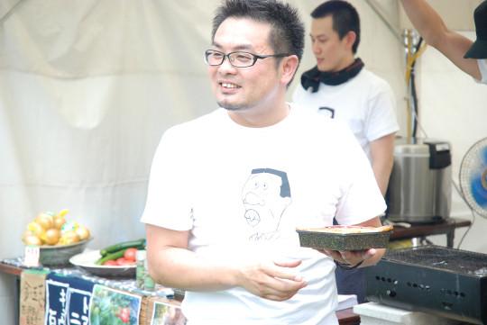 食をテーマとした戦略検証の社会実験(唐津まるごとマーケット)