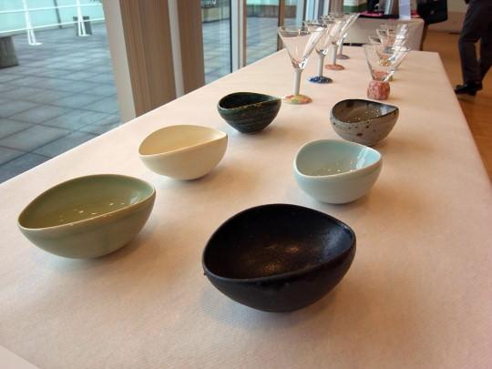 日本文化会館PRイベント/出展した唐津焼